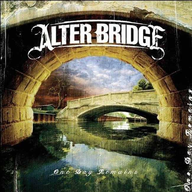 One Day Remains is listed (or ranked) 3 on the list The Best Alter Bridge Albums of All Time