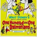 101 Dalmations is listed (or ranked) 19 on the list The Greatest Dog Movies of All Time
