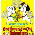 101 Dalmations is listed (or ranked) 19 on the list The Greatest Animal Movies Ever Made
