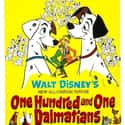 101 Dalmations is listed (or ranked) 19 on the list The Best Movies of the '60s