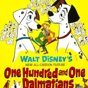 101 Dalmations is listed (or ranked) 24 on the list The Best Disney Animated Movies of All Time
