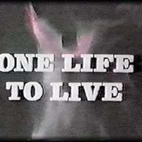 One Life to Live is listed (or ranked) 8 on the list The Best 60s Daytime Soap Operas