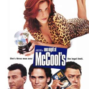 One Night at McCool's is listed (or ranked) 6 on the list The Best Liv Tyler Movies