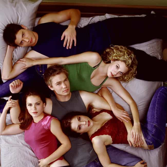 One Tree Hill is listed (or ranked) 3 on the list What To Watch If You Love '90210'
