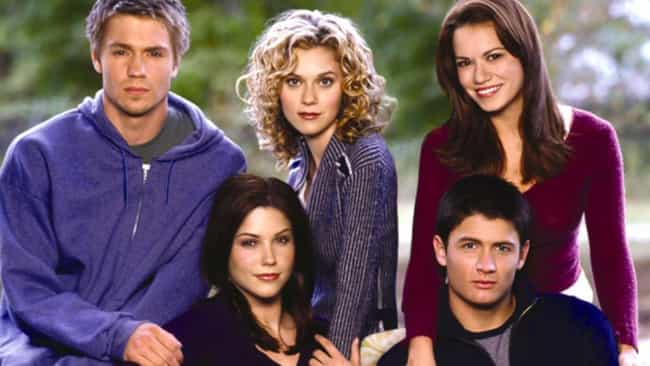 One Tree Hill is listed (or ranked) 4 on the list TV Casts That Still Hang Out Even Though Their Shows Ended