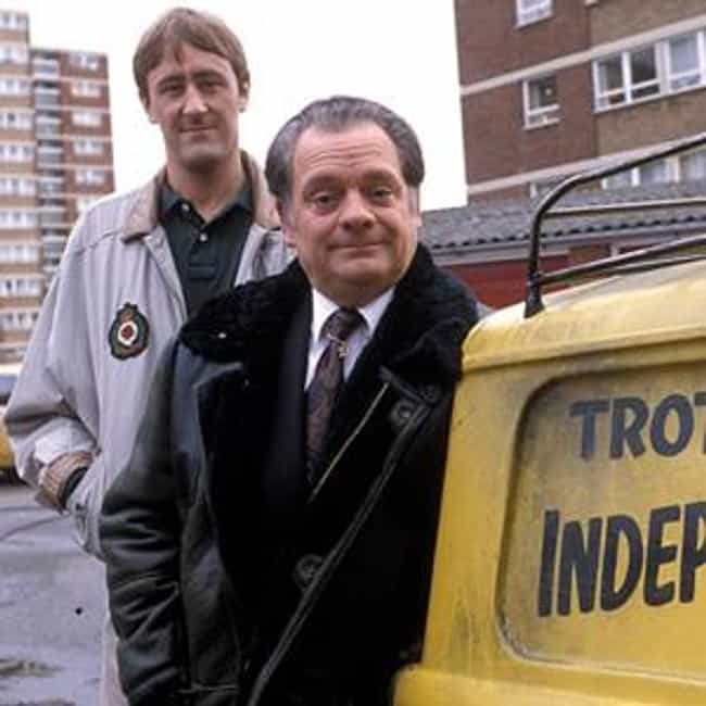 Only Fools and Horses is listed (or ranked) 1 on the list TV Shows Produced By Gareth Gwenlan