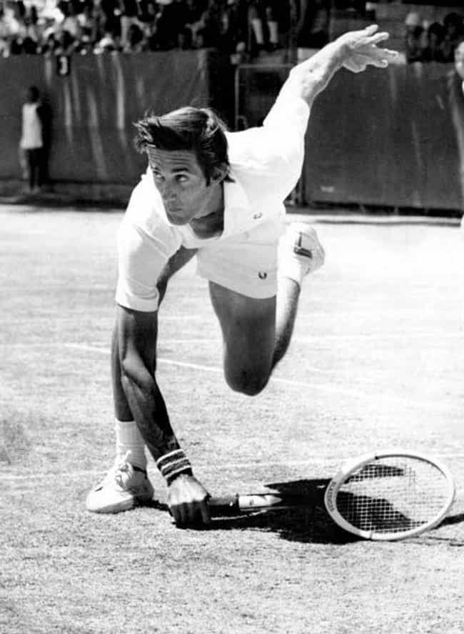 Onny Parun is listed (or ranked) 2 on the list The Best Tennis Players from New Zealand
