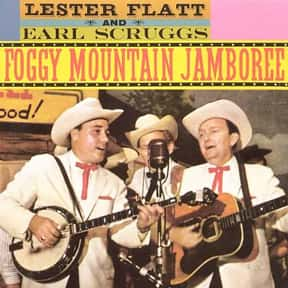 On Foggy Mountain is listed (or ranked) 11 on the list The Best Lester Flatt & Earl Scruggs Albums of All Time