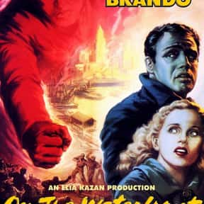 On the Waterfront is listed (or ranked) 15 on the list The Best Oscar-Nominated Movies of the 1950s