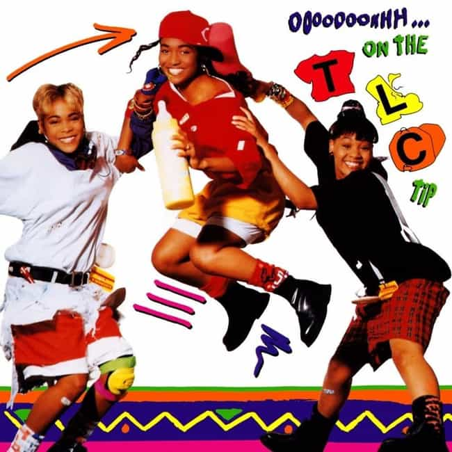 Ooooooohhh ... On the TL... is listed (or ranked) 3 on the list The Best TLC Albums of All Time
