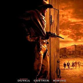 Open Range is listed (or ranked) 4 on the list The Best Kevin Costner Movies