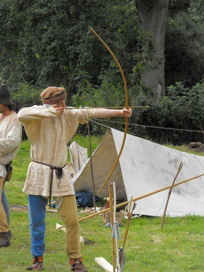 Operation Archery is listed (or ranked) 3 on the list Medieval Peasants Actually Had A Lot Of Free Time (And Here's What They Did With It)