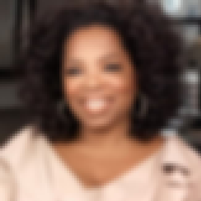 Oprah Winfrey is listed (or ranked) 3 on the list Environmentally Friendly Celebrities Who Compost