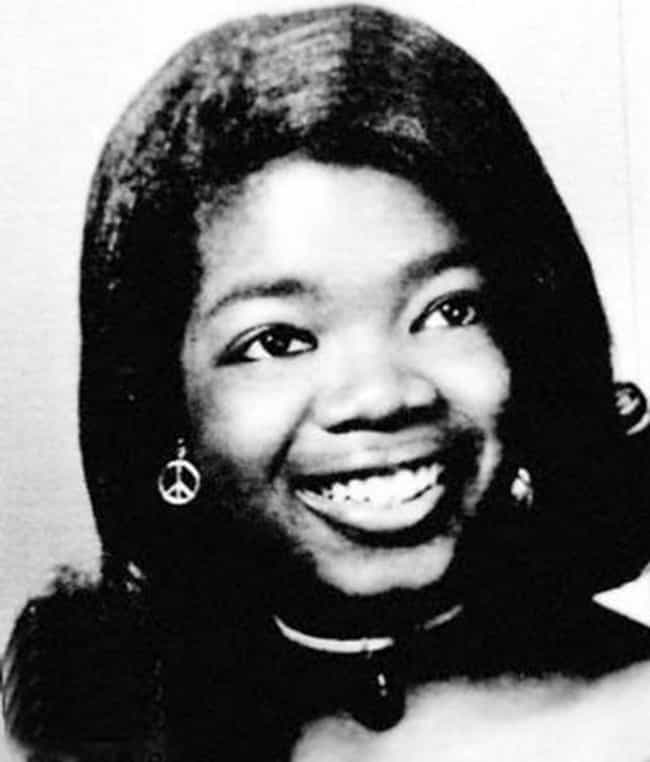 Oprah Winfrey is listed (or ranked) 8 on the list The Most Embarrassing Celebrity Yearbook Photos