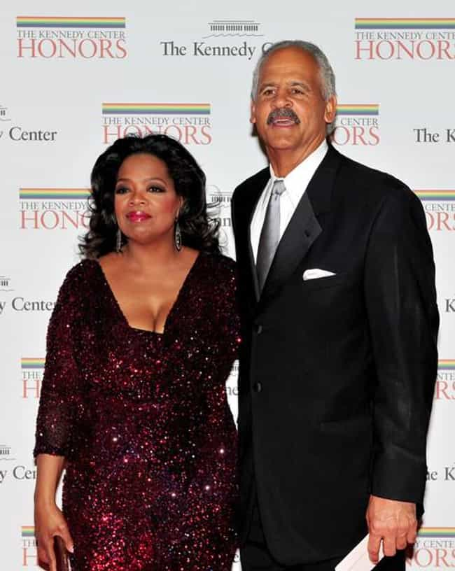 Oprah Winfrey is listed (or ranked) 4 on the list Famous Long-Term Couples Who Never Married