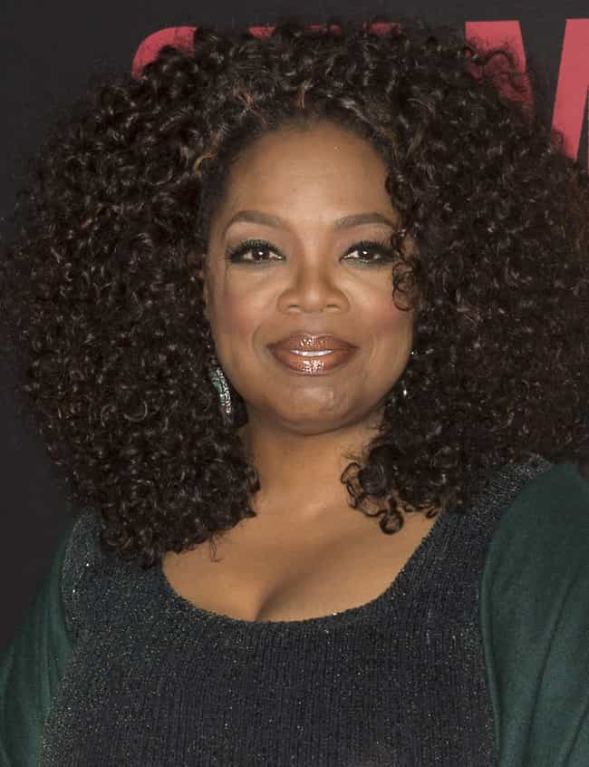 Oprah Winfrey is listed (or ranked) 5 on the list 50+ Celebrities Who Suffer from Anxiety