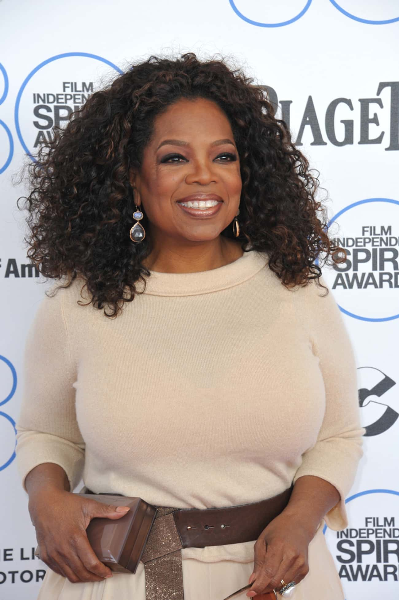 Oprah Winfrey is listed (or ranked) 3 on the list Famous People Who Never Married