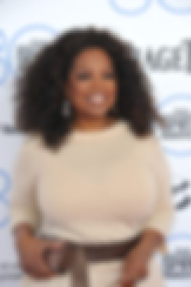 Oprah Winfrey is listed (or ranked) 3 on the list 40+ Famous People Who Never Married
