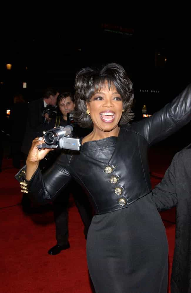 Oprah Winfrey is listed (or ranked) 4 on the list 34 Famous ENFJs