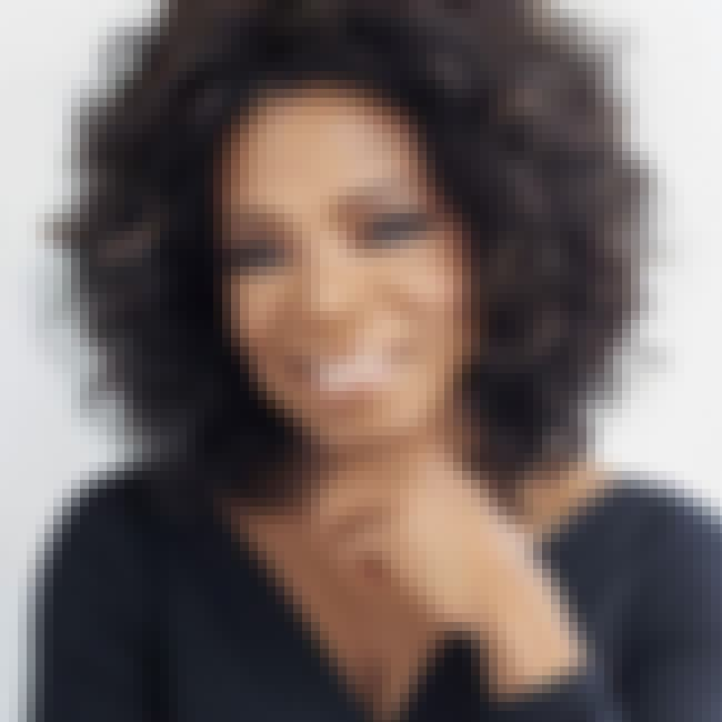 Oprah Winfrey is listed (or ranked) 1 on the list Famous Female TV Anchorpersons