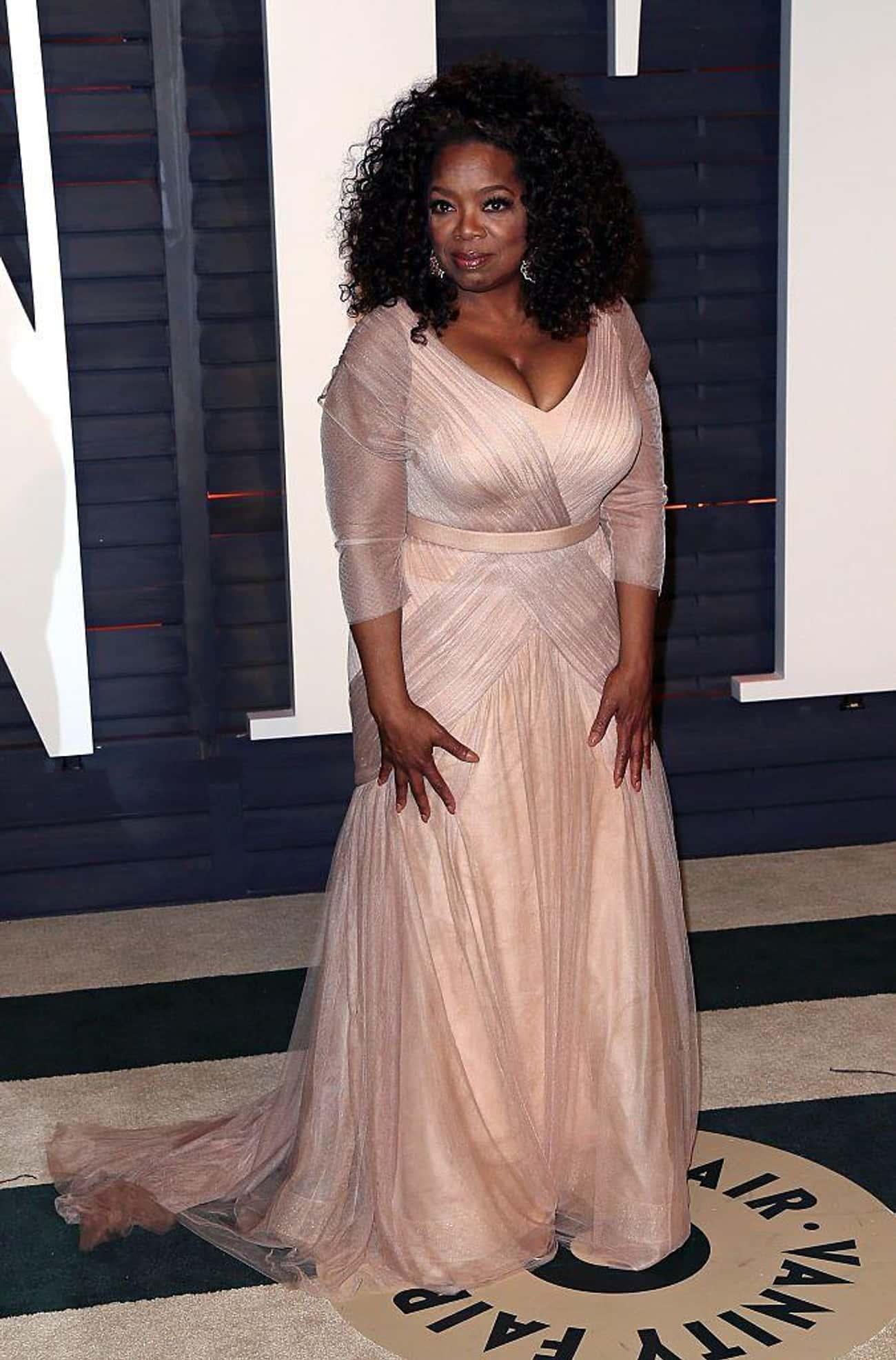 Oprah Winfrey is listed (or ranked) 1 on the list The Wealthiest African American Celebrities
