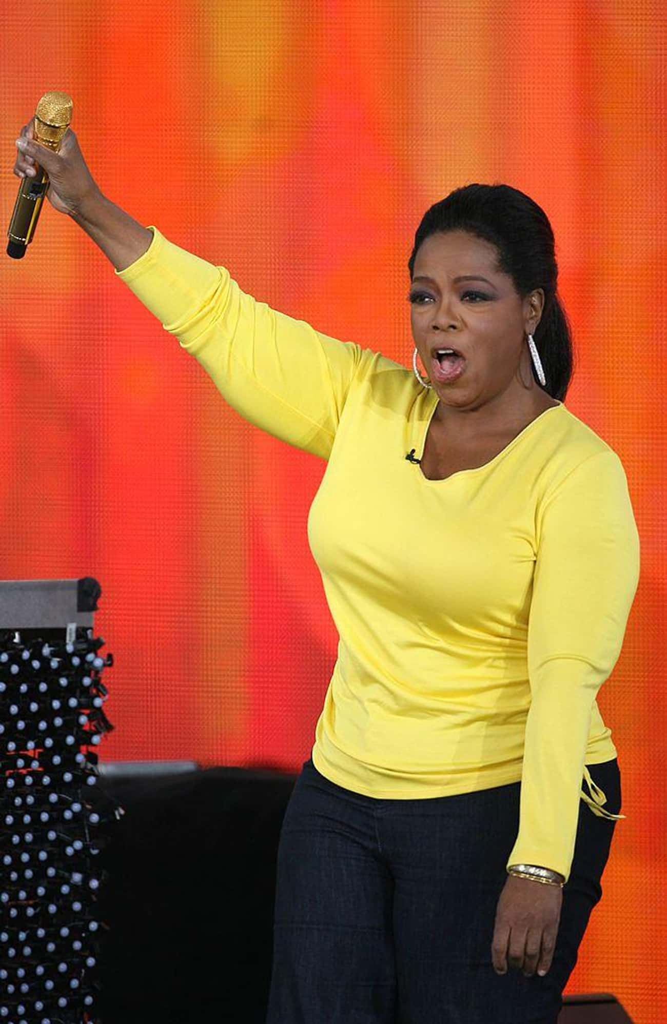 Oprah Winfrey is listed (or ranked) 2 on the list All The Celebrities Who Call Chicago Home