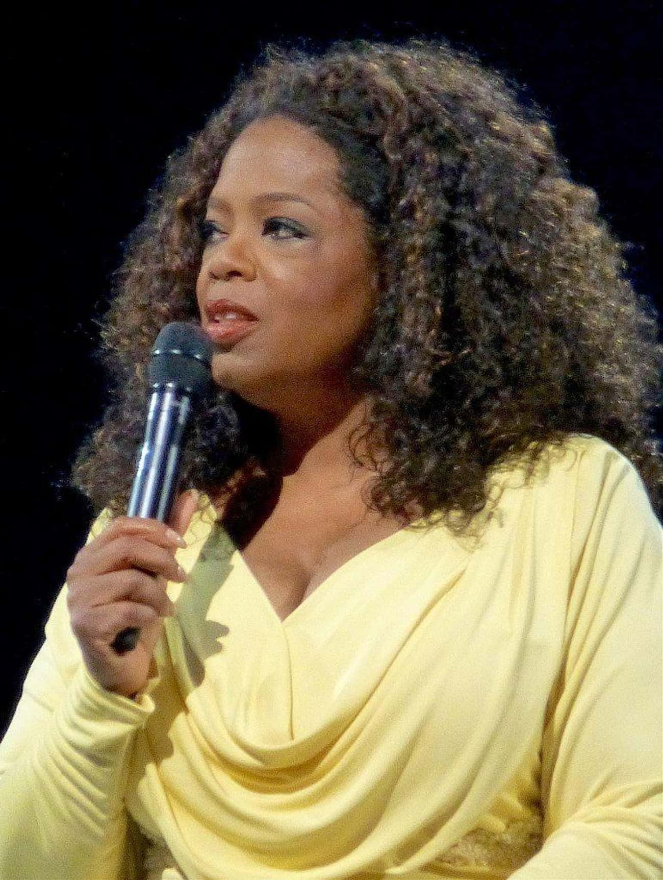 Oprah Winfrey is listed (or ranked) 2 on the list Celebrities Who Turned 65 in 2019