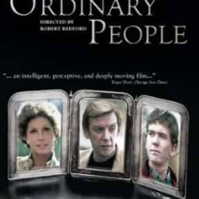 Ordinary People is listed (or ranked) 22 on the list Movies That Won Best Picture at the Oscars and Golden Globes