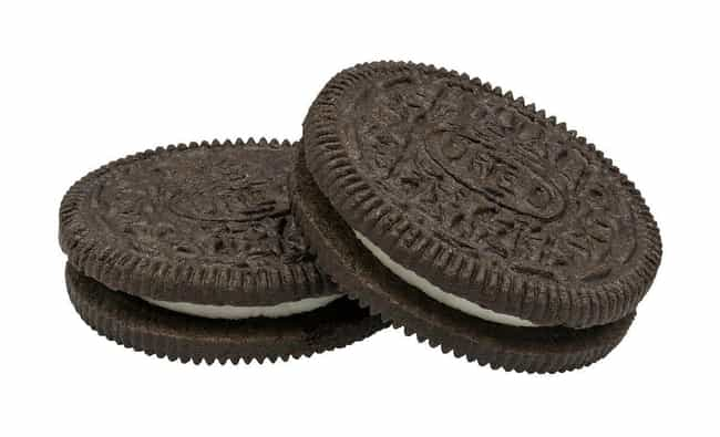 Oreo is listed (or ranked) 1 on the list 21 Foods You Didn't Know Were Vegan