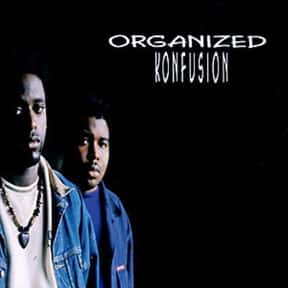 Organized Konfusion is listed (or ranked) 24 on the list List of Famous Bands from Queens