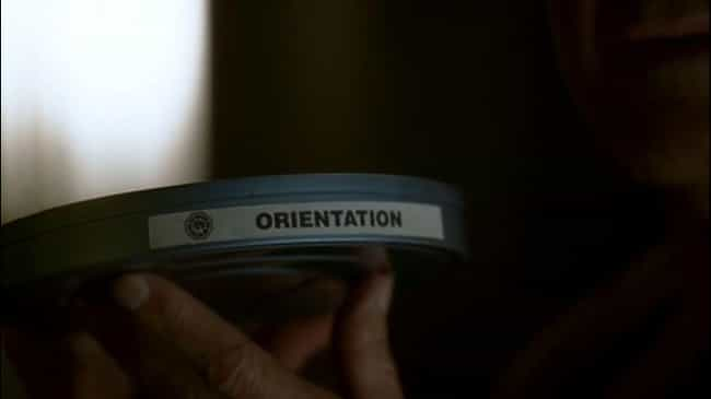 Orientation is listed (or ranked) 3 on the list The Most Important Episodes Of 'Lost'