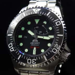Orient Watch is listed (or ranked) 24 on the list The Best Watch Brands