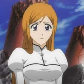 Orihime Inoue is listed (or ranked) 1 on the list The Best Broken Record Anime Characters