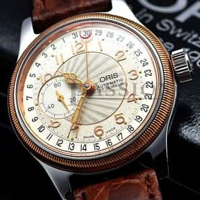 Oris is listed (or ranked) 25 on the list The Best Watch Brands