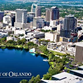 Orlando is listed (or ranked) 14 on the list The Best Places to Go Hang Gliding