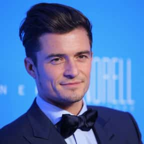 Orlando Bloom is listed (or ranked) 1 on the list Famous University Of Kent Alumni