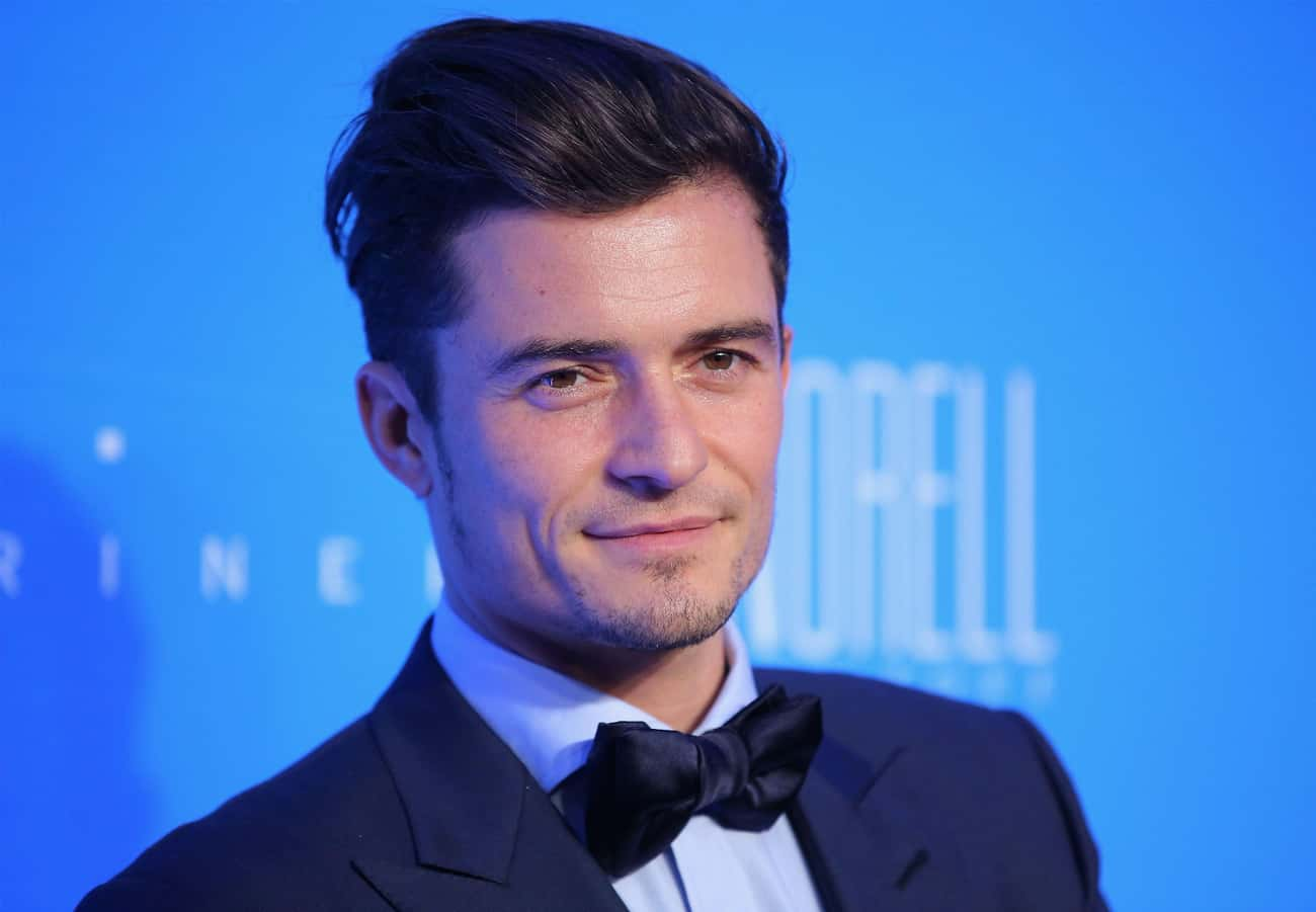 Orlando Bloom is listed (or ranked) 4 on the list All The Celebrities Supporting Cory Booker