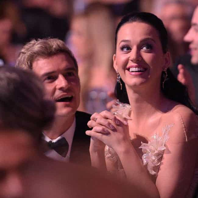 katy perry currently dating 2018