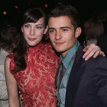 Orlando Bloom is listed (or ranked) 2 on the list Liv Tyler Loves and Hookups