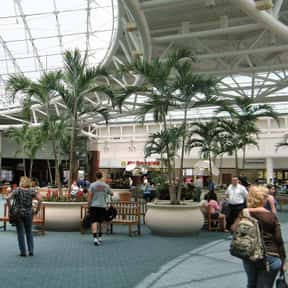 Orlando International Airport is listed (or ranked) 19 on the list The Best U.S. Airports