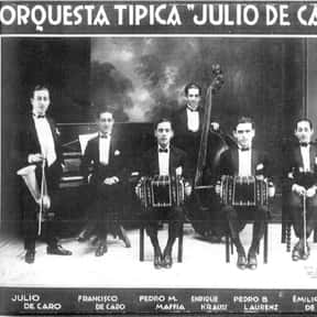 Orquesta típica is listed (or ranked) 10 on the list The Best Tango Artists
