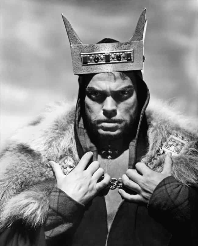 Orson Welles is listed (or ranked) 5 on the list 16 Actors Who Have Played Macbeth