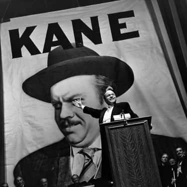 Orson Welles, 'Citizen Kane' is listed (or ranked) 6 on the list The Best Performances to Not Win an Oscar