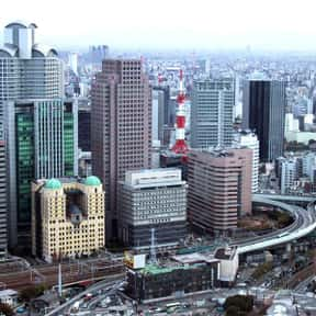 Osaka is listed (or ranked) 11 on the list The World's Most Densely Populated Places