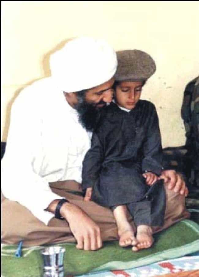 Osama bin Laden is listed (or ranked) 2 on the list Photos Of History's Most Notorious Figures Enjoying Family Life