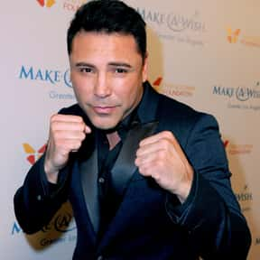 Oscar de la Hoya is listed (or ranked) 8 on the list List of Famous Professional Boxers