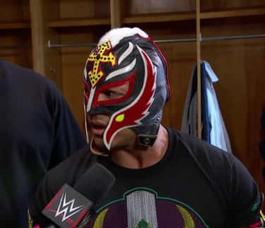 Rey Mysterio is listed (or ranked) 2 on the list The Best Masked Wrestlers in WWE History