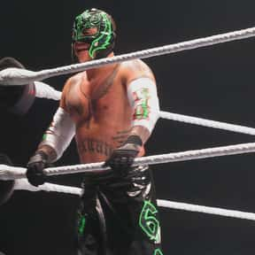 Rey Mysterio is listed (or ranked) 2 on the list The Best Wrestlers Over 40 Still Wrestling