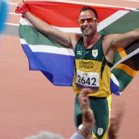 Oscar Pistorius is listed (or ranked) 2 on the list The Most Obnoxious Athletes