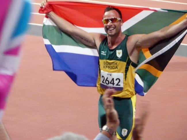 Oscar Pistorius is listed (or ranked) 1 on the list Famous Male Track And Field Athletes